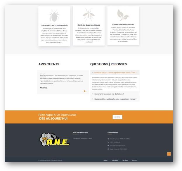 Site ANE 2
