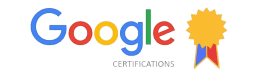 Logo Certification Google